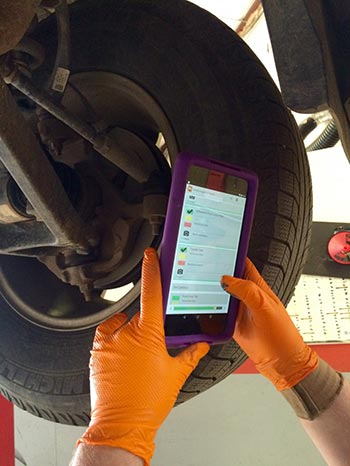 The New Digital Automotive Inspection